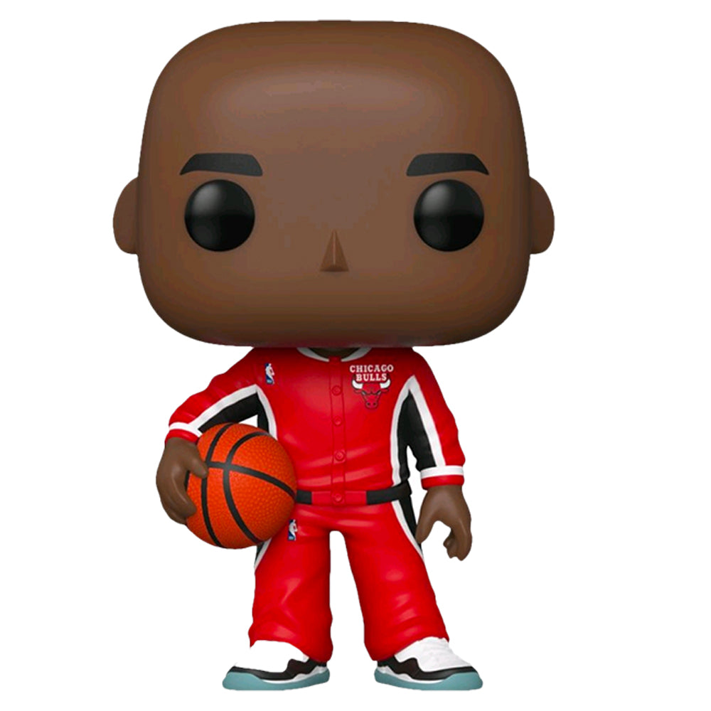 Michael Jordan Warm-up Jersey Funko POP #84