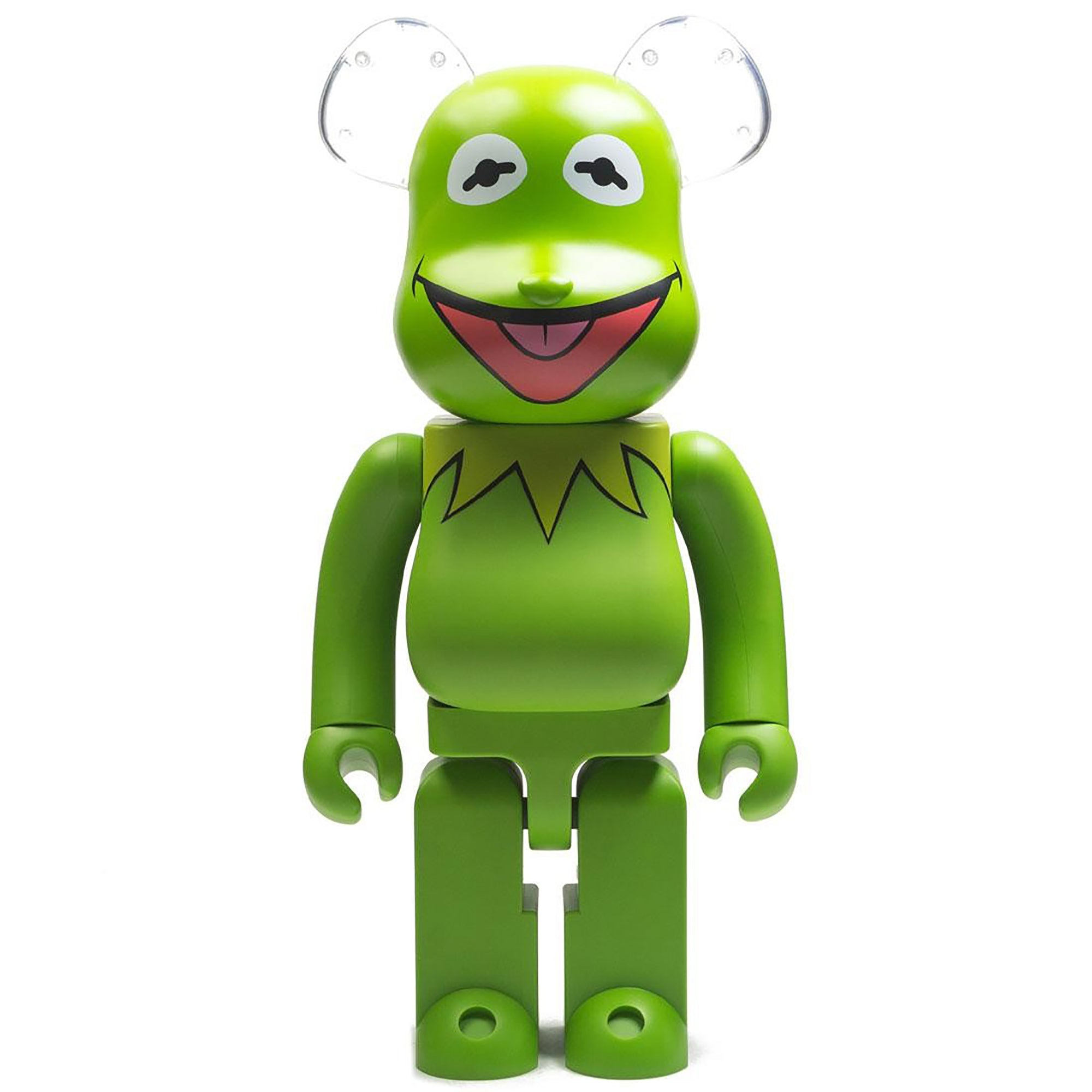 Muppets Kermit The Frog 1000% Bearbrick by Medicom Toy