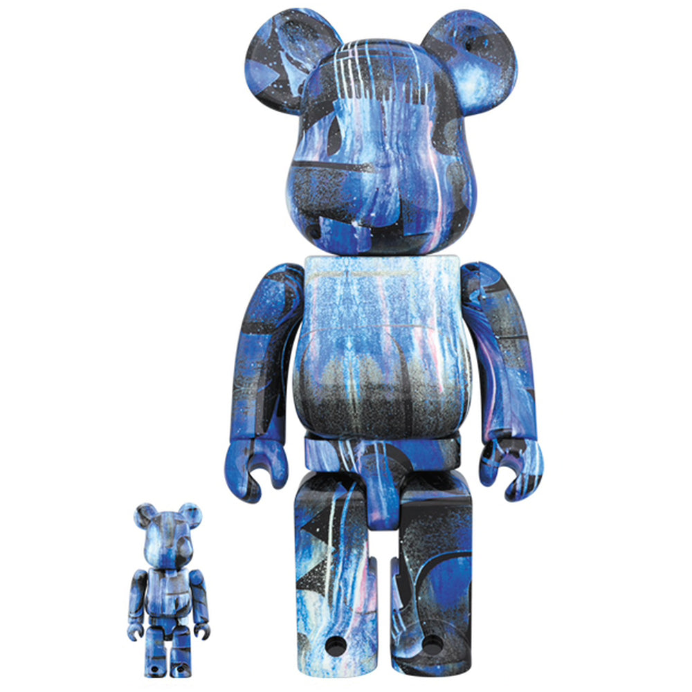 Rostarr 100% - 400% Bearbrick Set by Medicom Toy