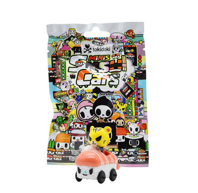 Sushi Cars Mini Blind Bag series by Tokidoki