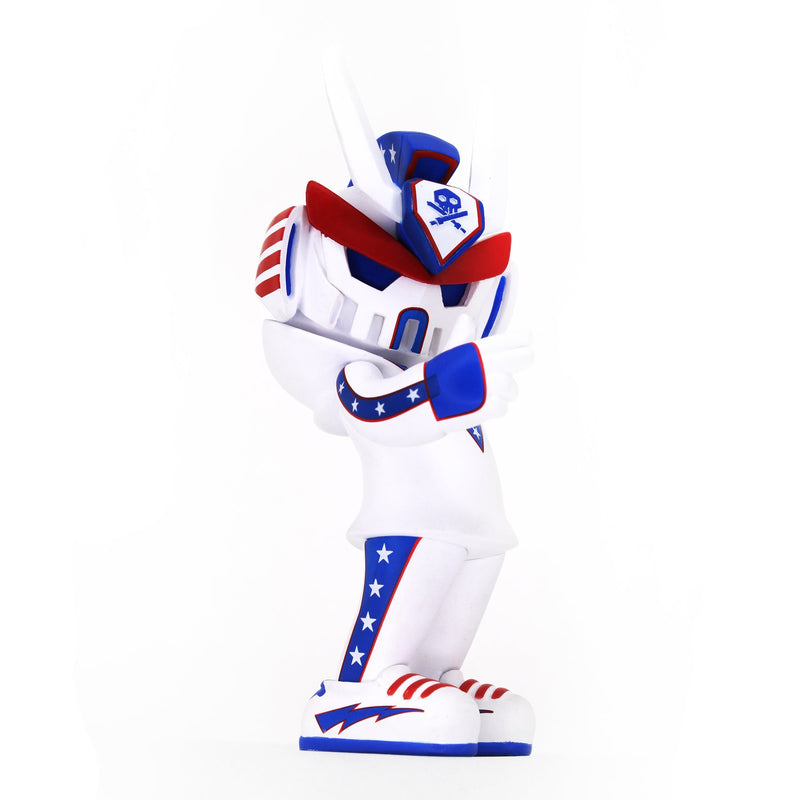Evel Empire Teq63 Artist Series by SketOne x Quiccs x Martian Toys