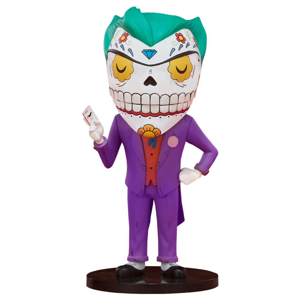 The Joker Calavera by Jose Pulido x Unruly Industries