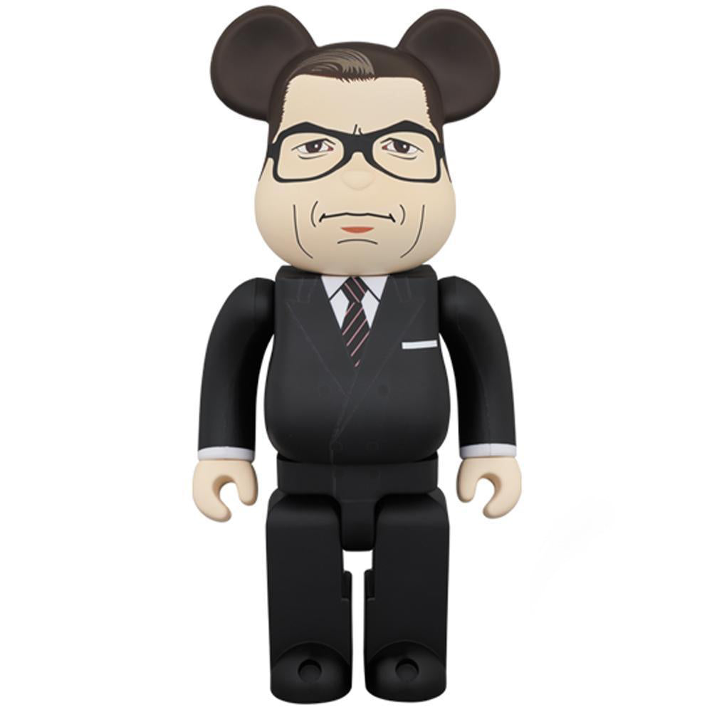 "Harry ""Galahad"" Hart The Kingsman 400% Bearbrick by Medicom Toy"