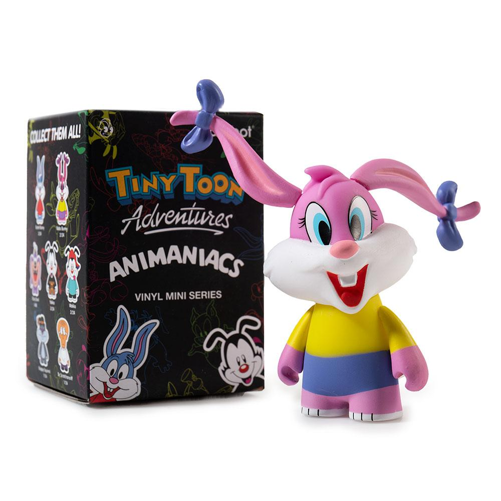 TINY TOON ADVENTURES & ANIMANIACS MINI FIGURE SERIES BY KIDROBOT