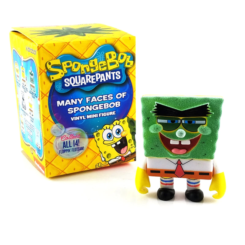 "SpongeBob Squarepants Abrasive Sponge NY Comic Con 2018 Exclusive 3"" Figure"