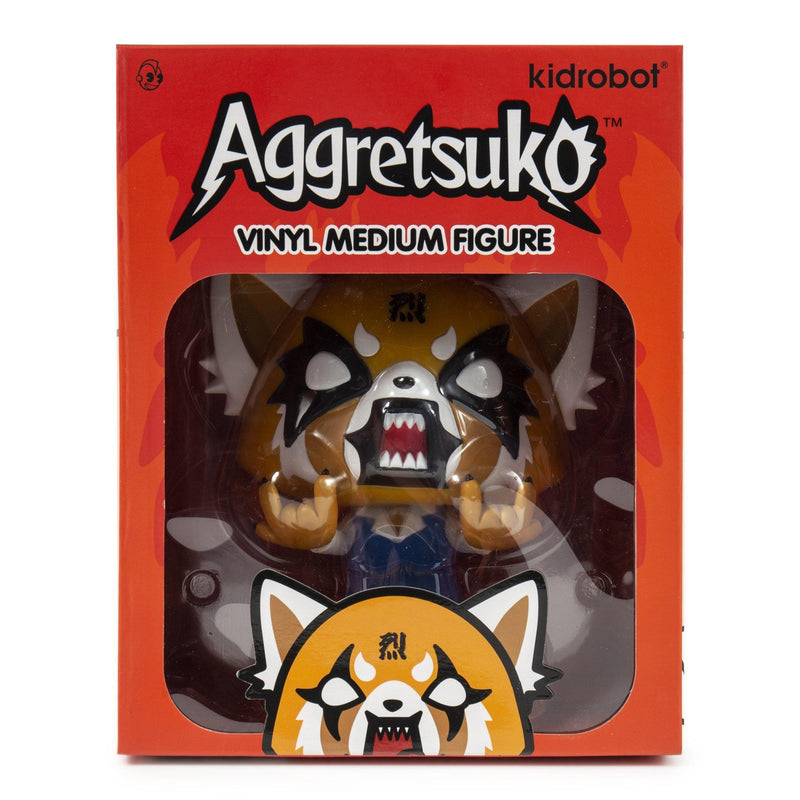 AGGRETSUKO RAGE-Kidrobot-Medium Figure-TorontoCollective