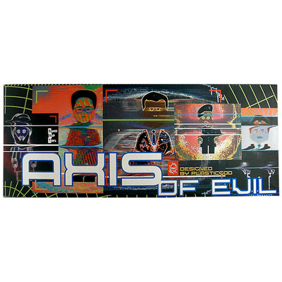 Axis of Evil by Plastic God
