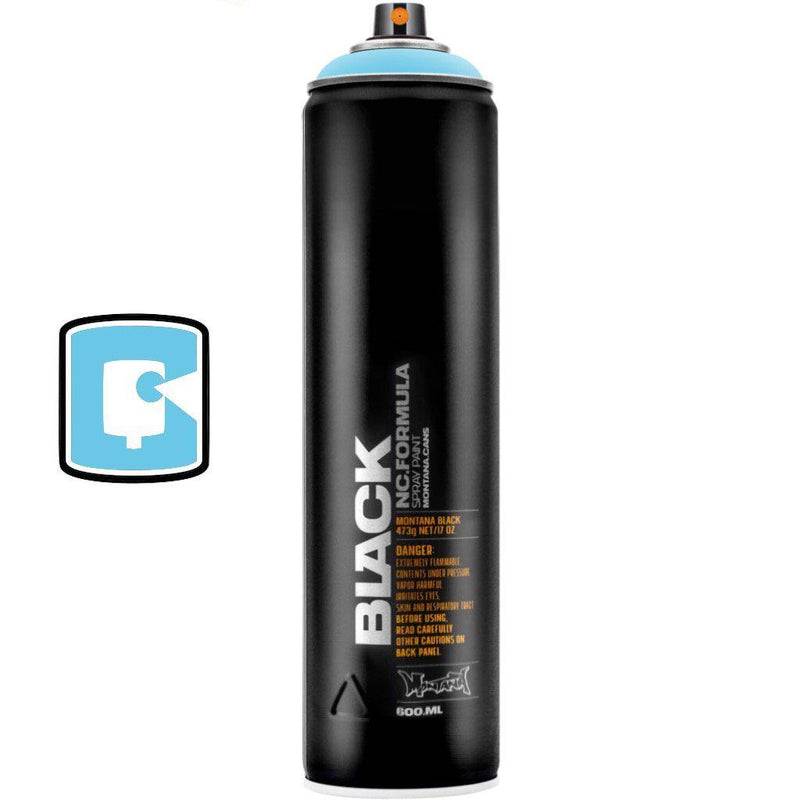 Baby Blue-Montana Black Extended-400ML Spray Paint-TorontoCollective