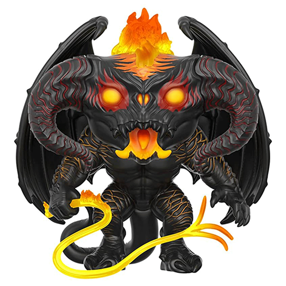 "Balrog - The Lord of the Rings 6"" Large FUNKO POP #448"