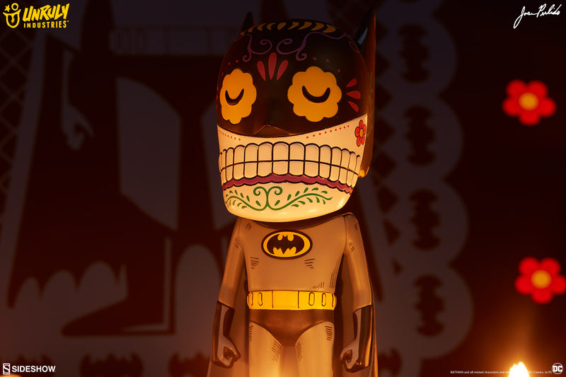 Batman Calavera by Jose Pulido x Unruly Industries