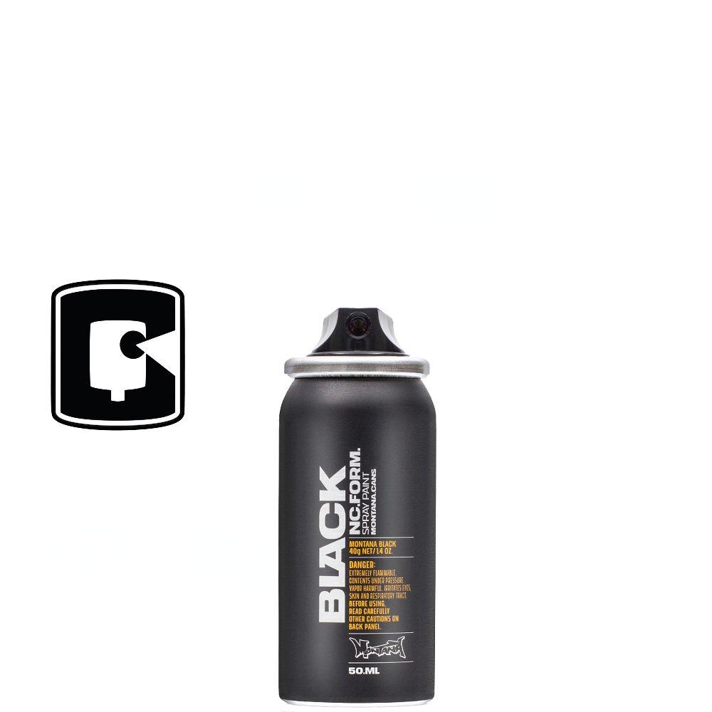 Black-Montana Black-50ML Spray Paint-TorontoCollective