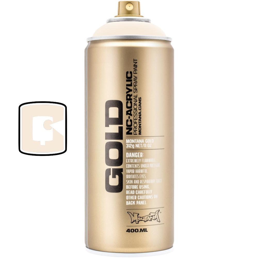 Bone-Montana Gold-400ML Spray Paint-TorontoCollective