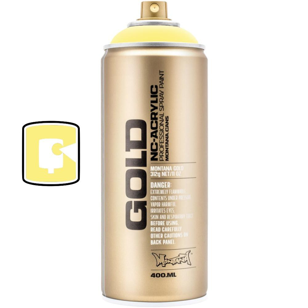 Butta-Montana Gold-400ML Spray Paint-TorontoCollective