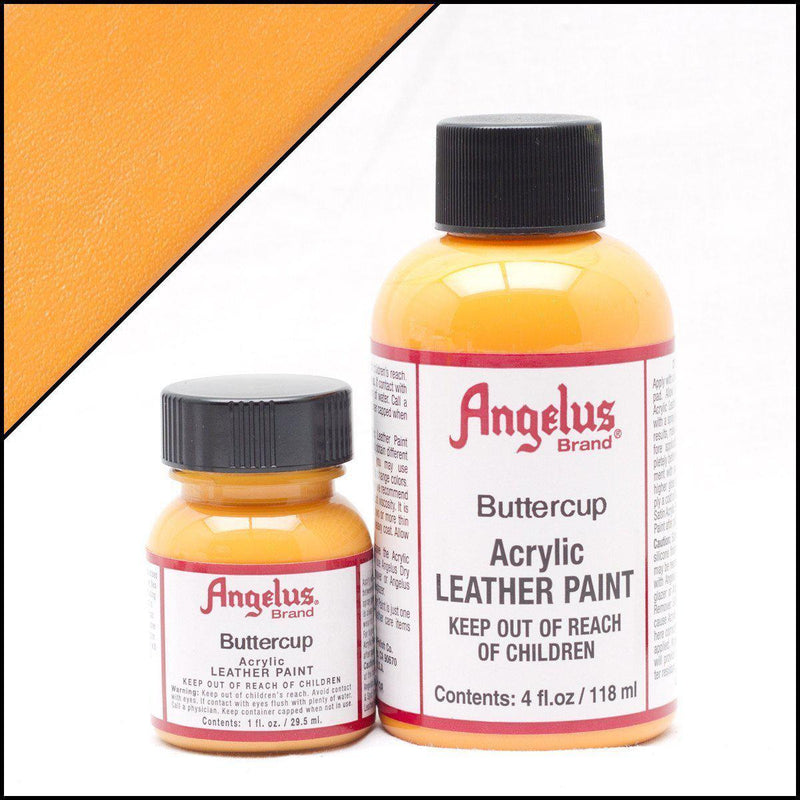 Buttercup-Angelus-Leather Paint-TorontoCollective