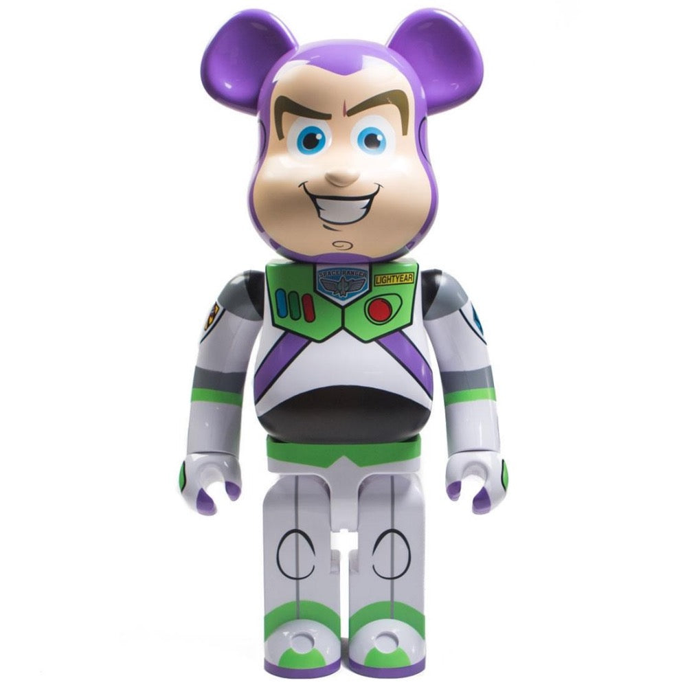 Buzz Lightyear Toy Story 3 1000% Bearbrick by Medicom Toy
