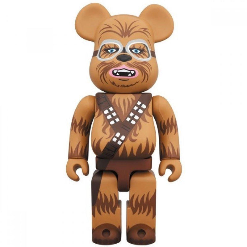 Chewbacca-HeistBearbrick-400%-TorontoCollective