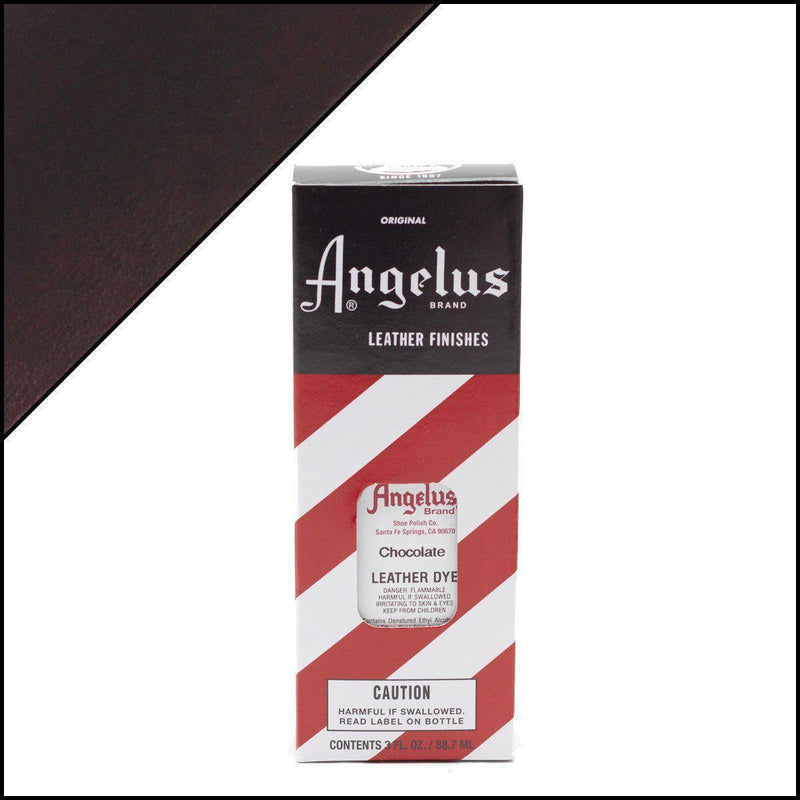 Chocolate-Angelus-Leather Dye-TorontoCollective