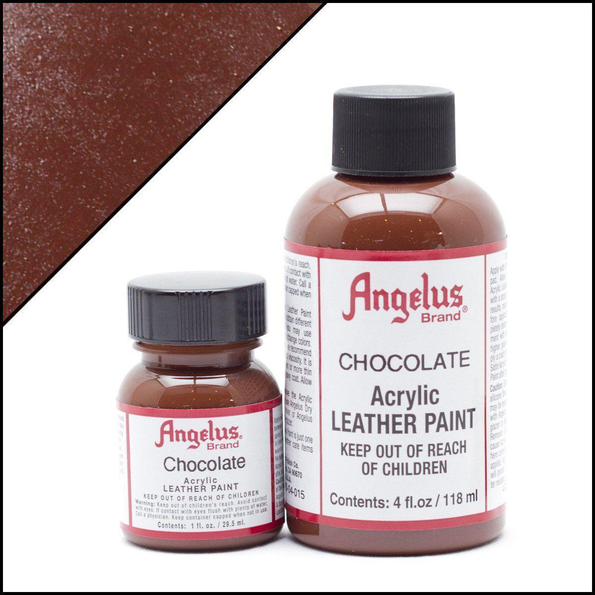 Chocolate-Angelus-Leather Paint-TorontoCollective