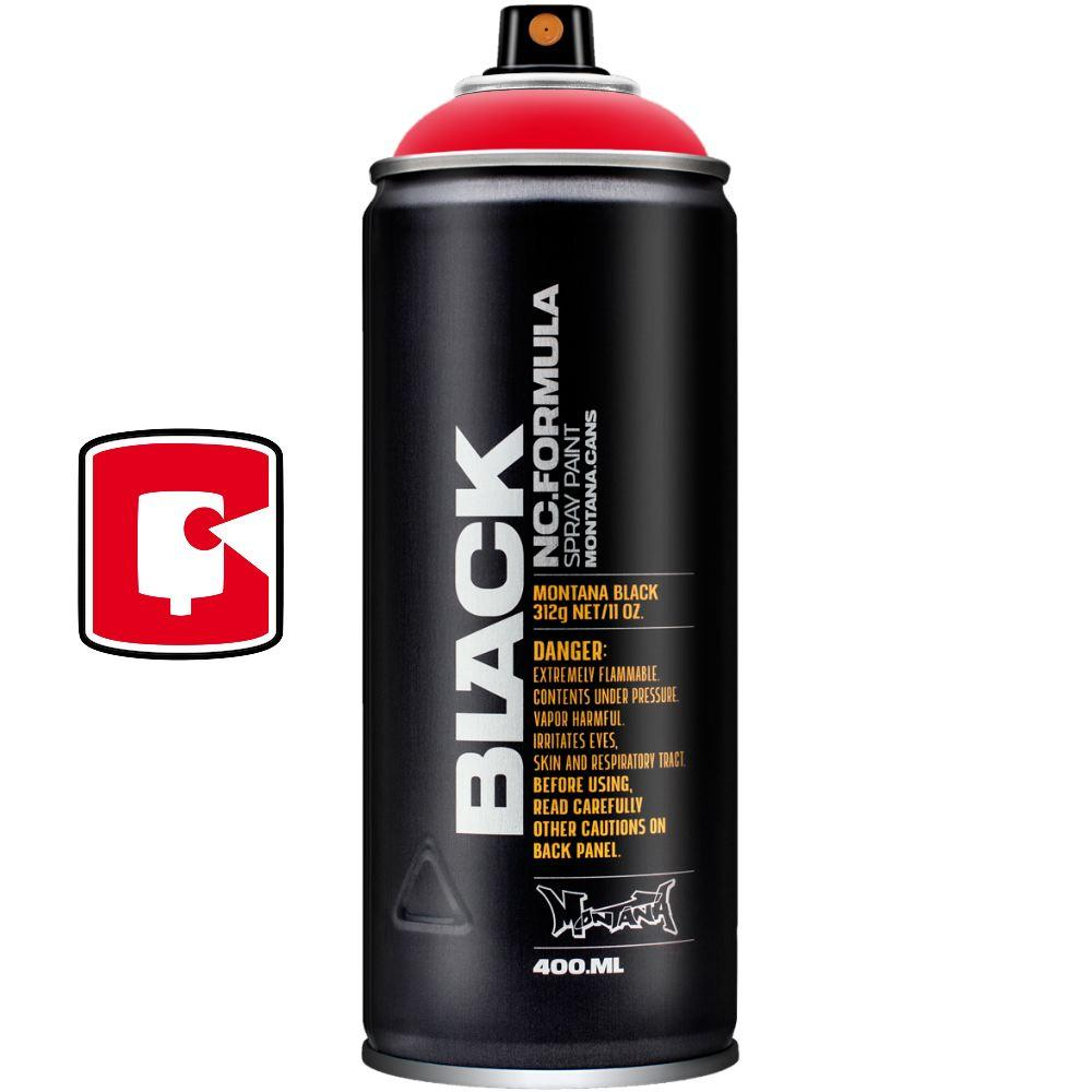 Code Red-Montana Black-400ML Spray Paint-TorontoCollective