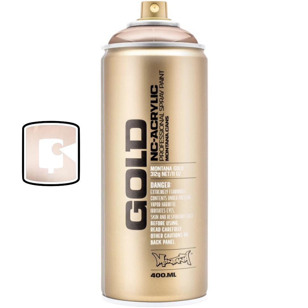 Copperchrome-Montana Gold Chrome-400ML Spray Paint-TorontoCollective