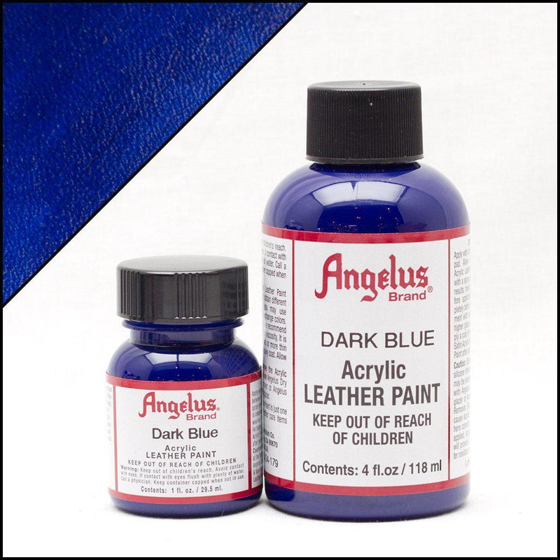 Dark Blue-Angelus-Leather Paint-TorontoCollective