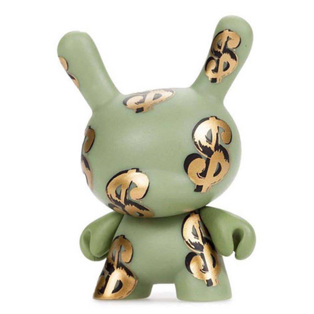 Dollar Signs Variant Case Exclusive-Kidrobot-Dunny-TorontoCollective
