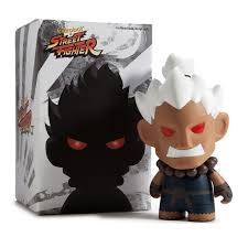SDCC WHITE Akuma Medium Figure