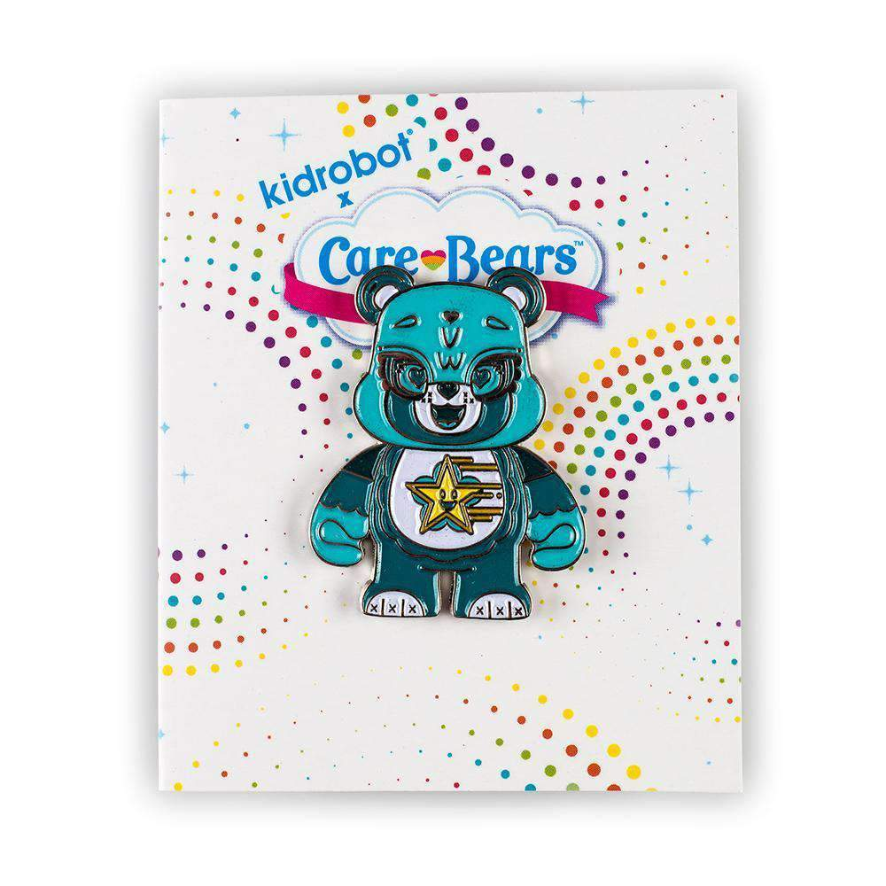 CARE BEARS ENAMEL PIN SERIES BY KIDROBOT