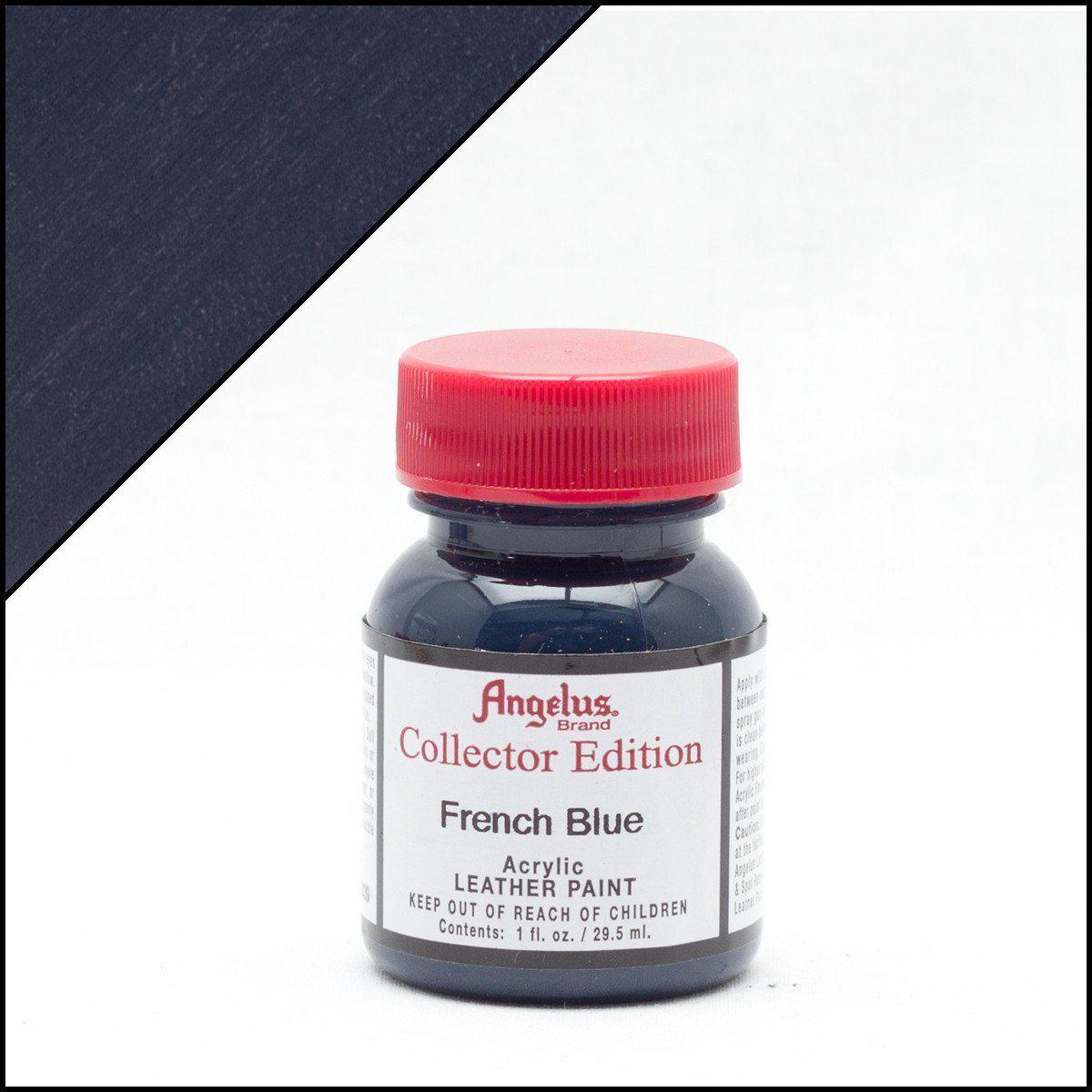 French Blue-Angelus-Collectors Leather Paint-TorontoCollective