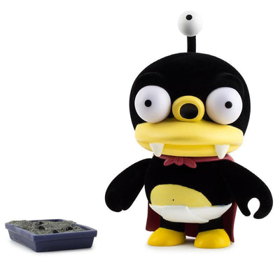 Furry Flocked Nibbler-Kidrobot-Medium Figure-TorontoCollective