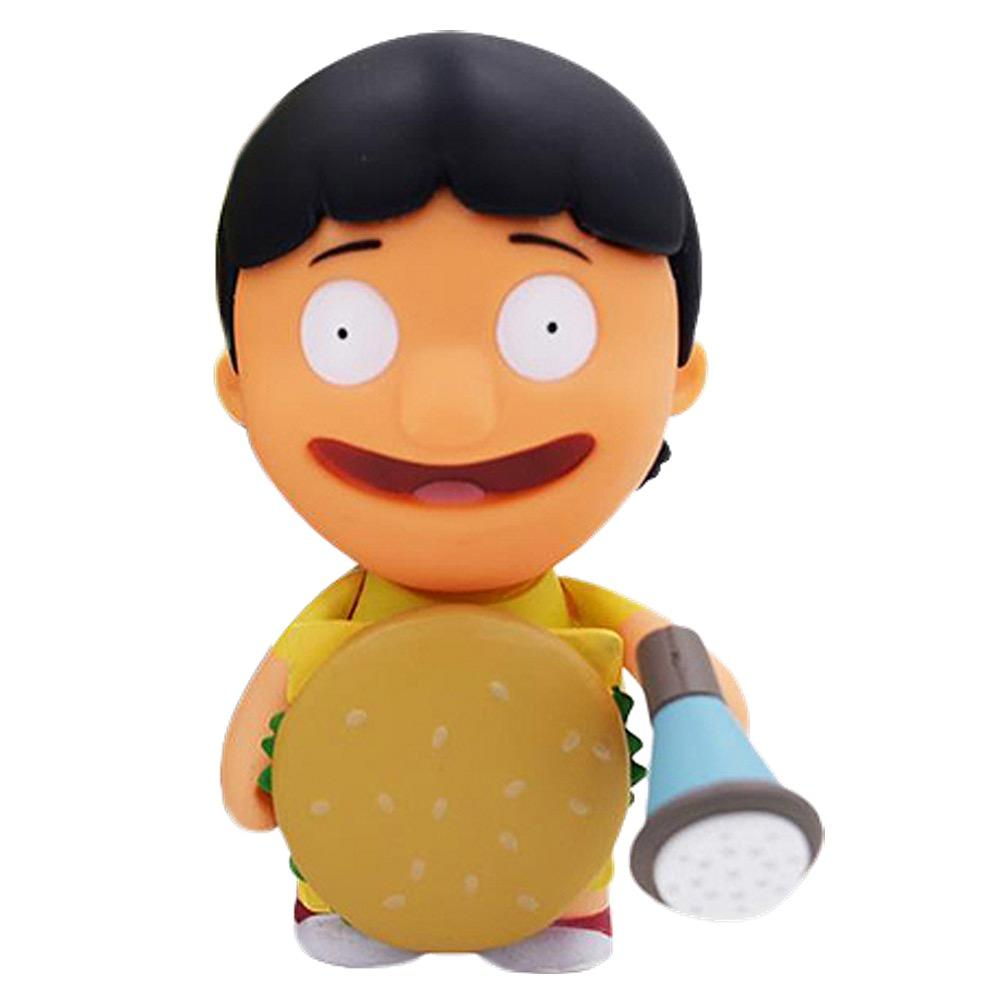 Gene in Burger Suit 1/20-Kidrobot-Vinyl Figure-TorontoCollective