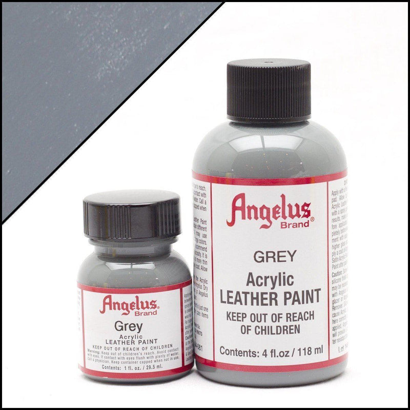 Grey-Angelus-Leather Paint-TorontoCollective