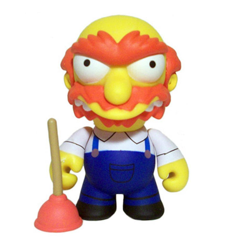 Groundskeeper Willie 2/20-Kidrobot-Vinyl Figure-TorontoCollective