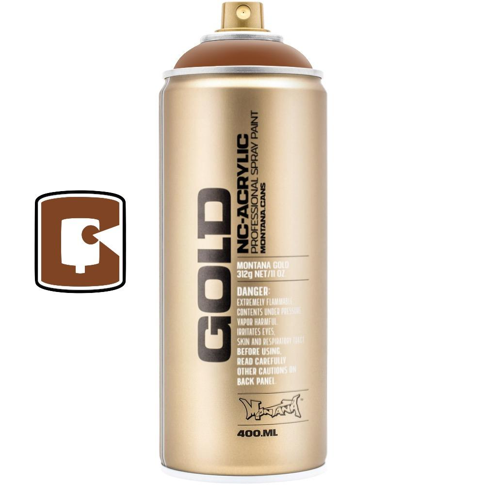 Hazelnut-Montana Gold-400ML Spray Paint-TorontoCollective