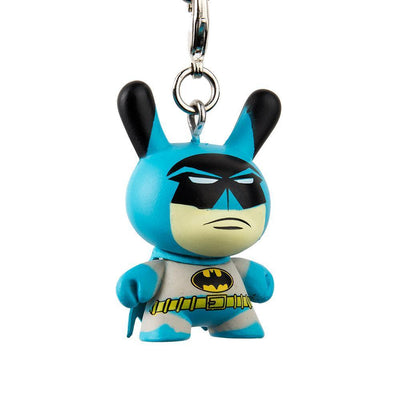 Justice League Dunny Keychains-Kidrobot-Keychain-TorontoCollective