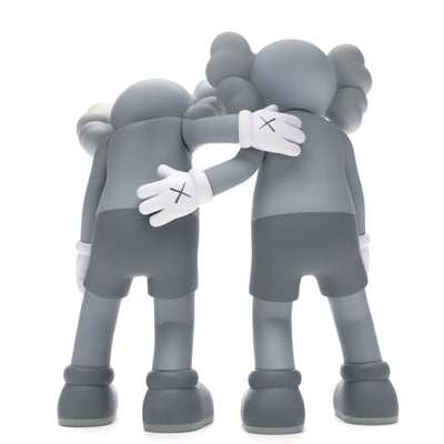 Along The Way open edition grey by Kaws x Medicom Toy