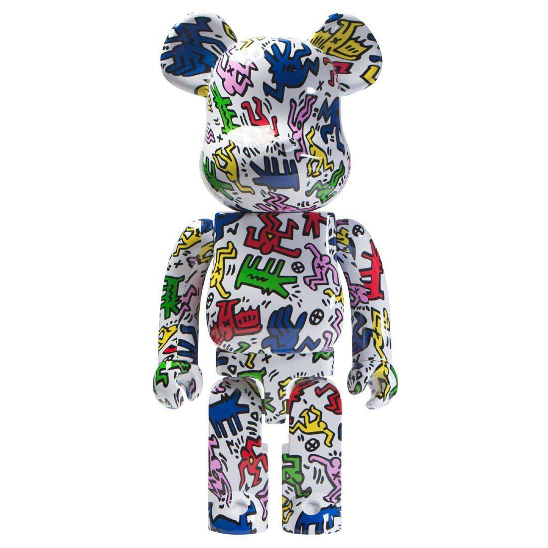 Keith Harring 1000%-Bearbrick-1000%-TorontoCollective