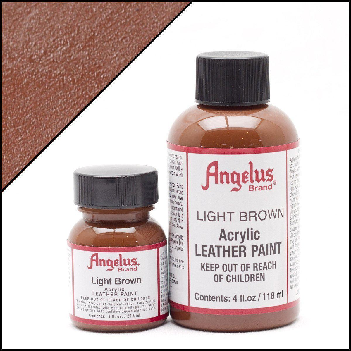 Light Brown-Angelus-Leather Paint-TorontoCollective
