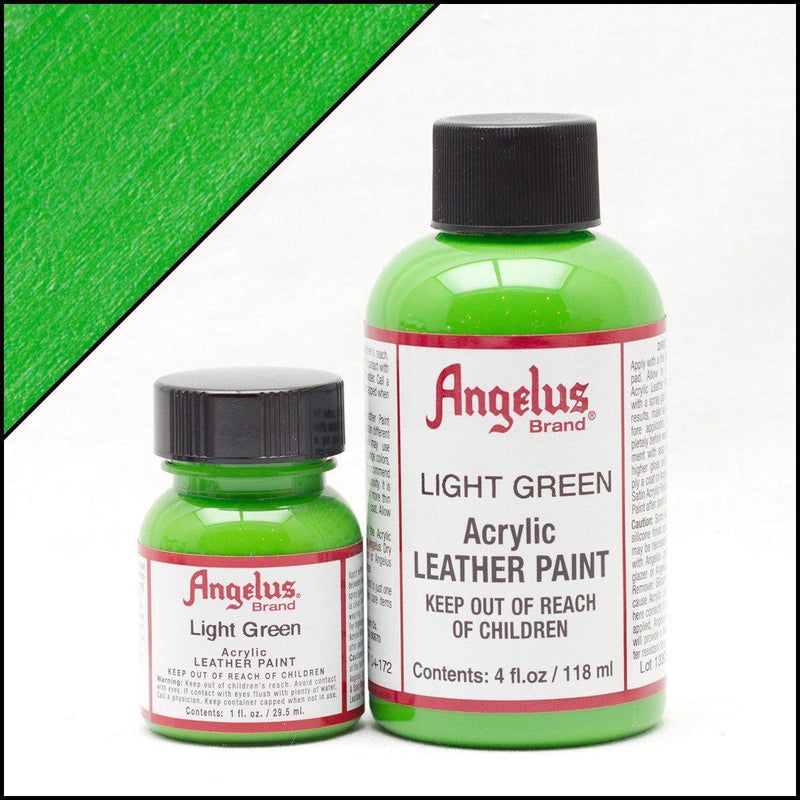 Light Green-Angelus-Leather Paint-TorontoCollective