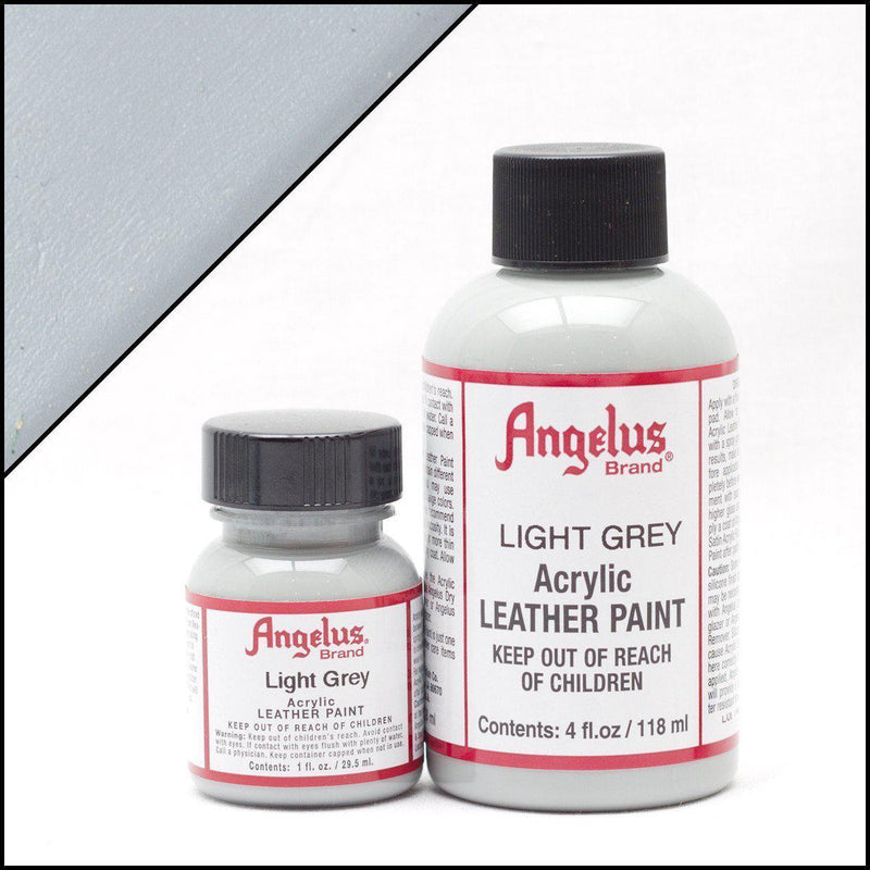 Light Grey-Angelus-Leather Paint-TorontoCollective