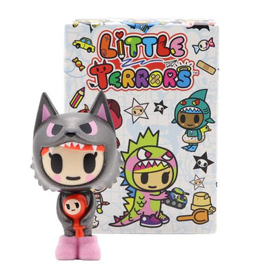 Little Terrors miniseries by Tokidoki