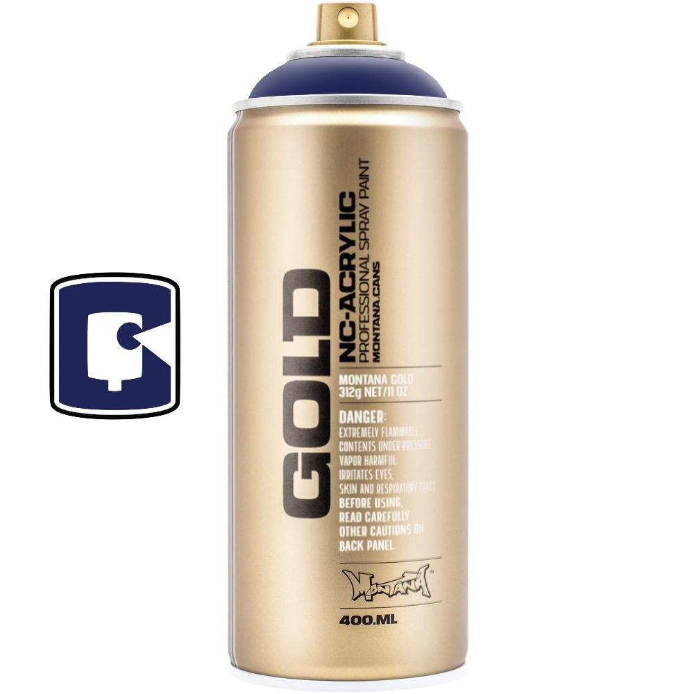 Louie Lilac-Montana Gold-400ML Spray Paint-TorontoCollective