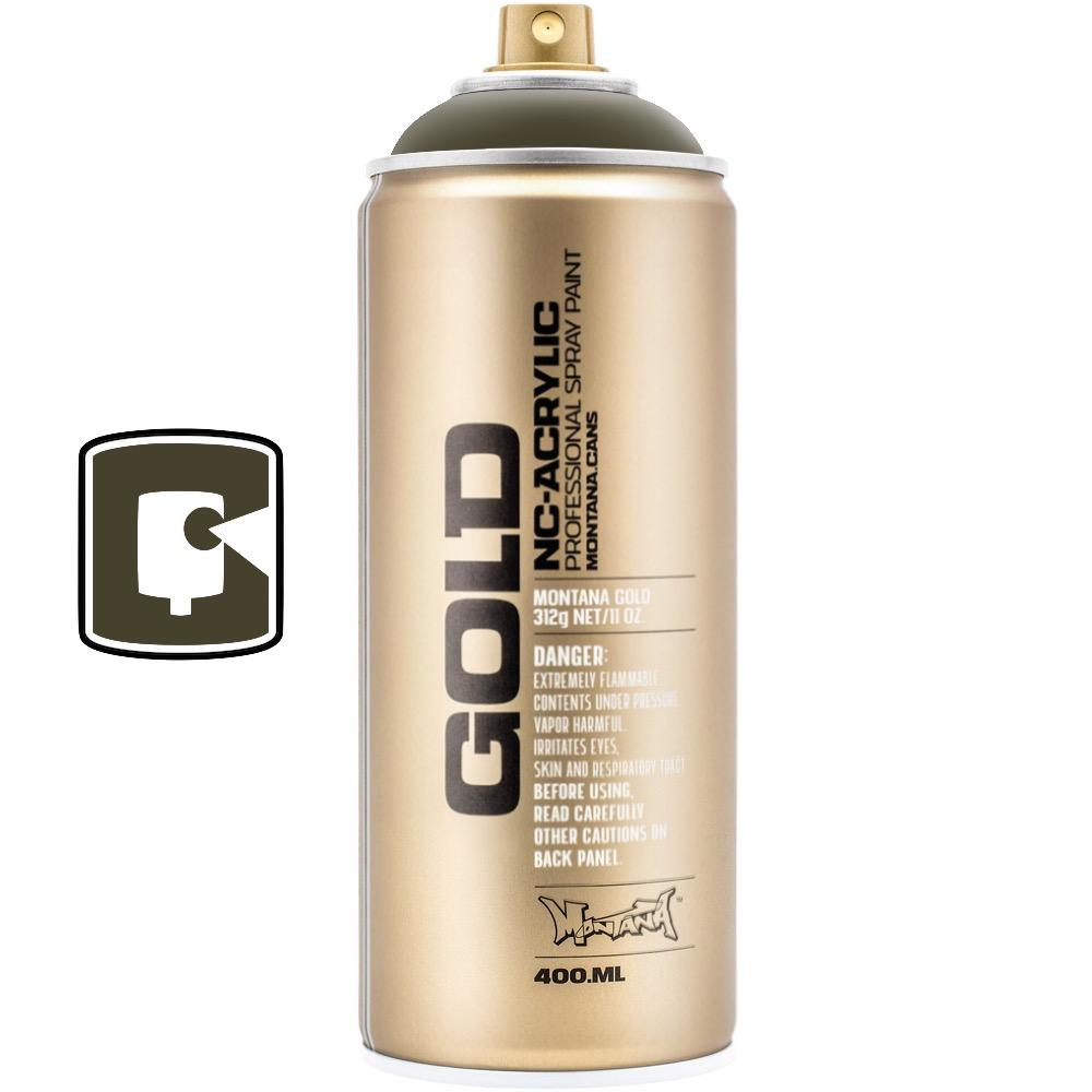 Manilla Dark-Montana Gold-400ML Spray Paint-TorontoCollective