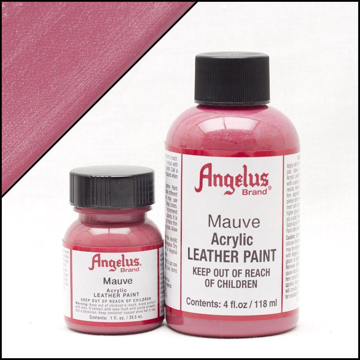 Mauve-Angelus-Leather Paint-TorontoCollective