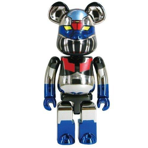Mazinger Z Super Alloyed-Bearbrick-400%-TorontoCollective