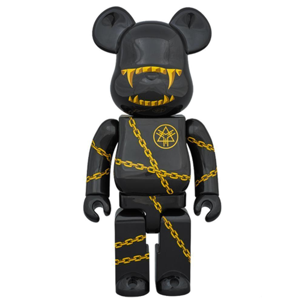 Mishka Long-Bearbrick-400%-TorontoCollective