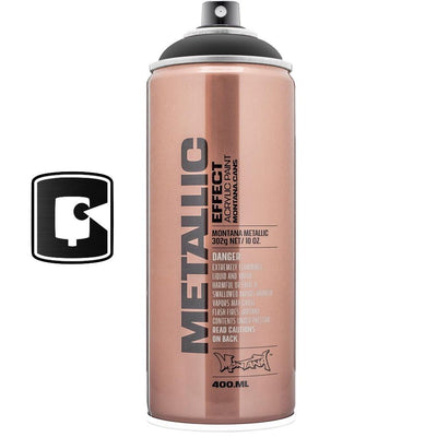 Montana metallic 400ml-Montana Effect-400ML Spray Paint-TorontoCollective