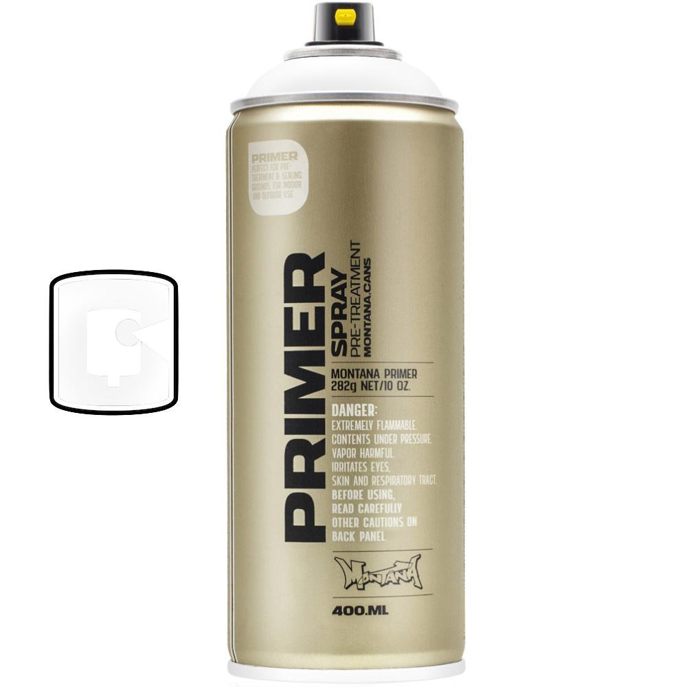 Montana Primer 400ml-Montana Tech-400ML Spray Can-TorontoCollective