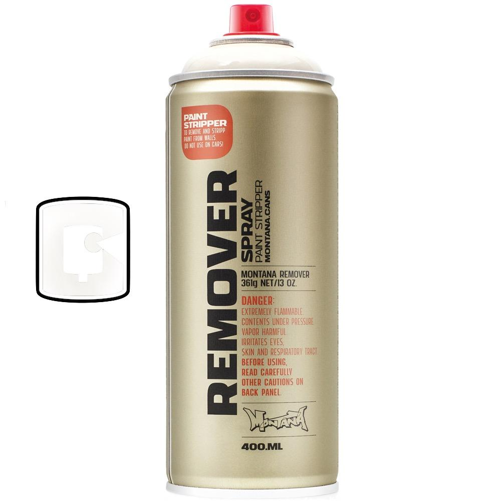 Montana Remover 400ml-Montana Tech-400ML Spray Can-TorontoCollective
