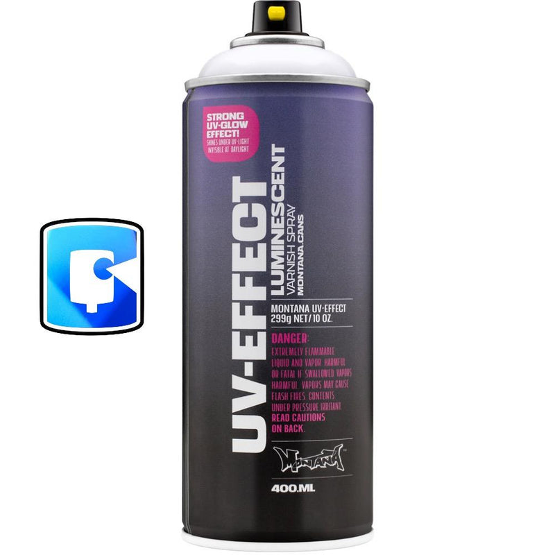 Montana UV-Effect Transparent 400ml-Montana Effect-TorontoCollective